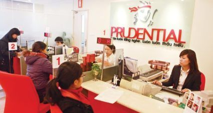 Prudential Việt Nam không ngừng nâng cao chất lượng dịch vụ
