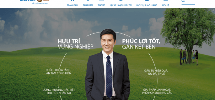 Hưu Trí Vững Nghiệp của Bảo Việt