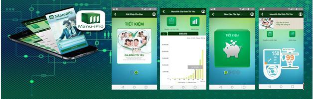 Manulife Việt Nam vừa chính thức ra mắt ứng dụng Manu-Ipro