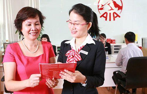 p đoàn AIA công bố một năm thành công