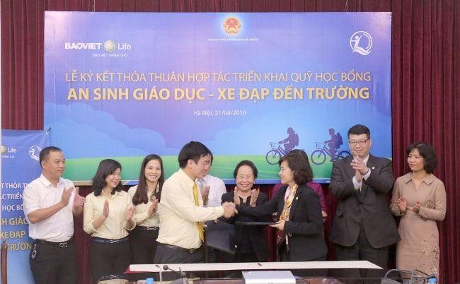 Bảo Việt Nhân thọ vượt mặt Prudential
