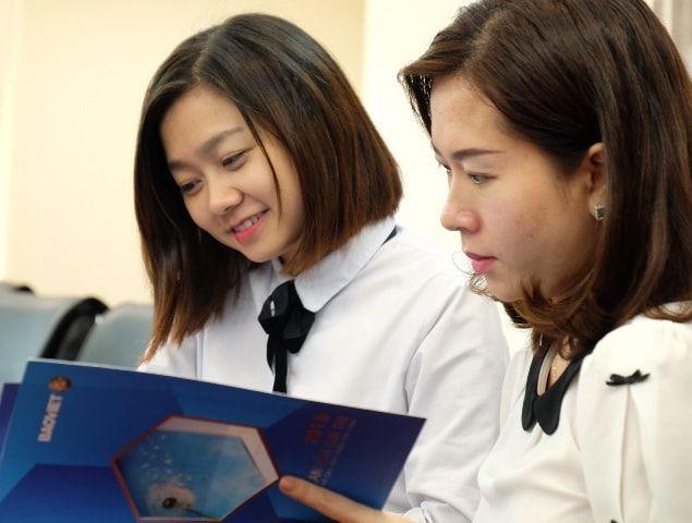 Bảo Việt tích hợp báo cáo đa nền tảng