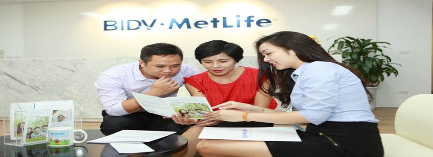 Bảo hiểm BIDV Metlife
