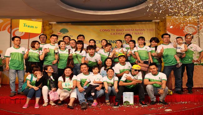 Bảo hiểm nhân thọ Cathay Việt Nam