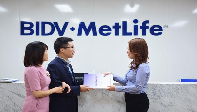 Công ty bảo hiểm nhân thọ BIDV Metlife