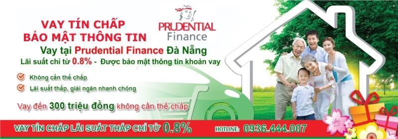 Vay tiền Đà Nẵng tại Prudential