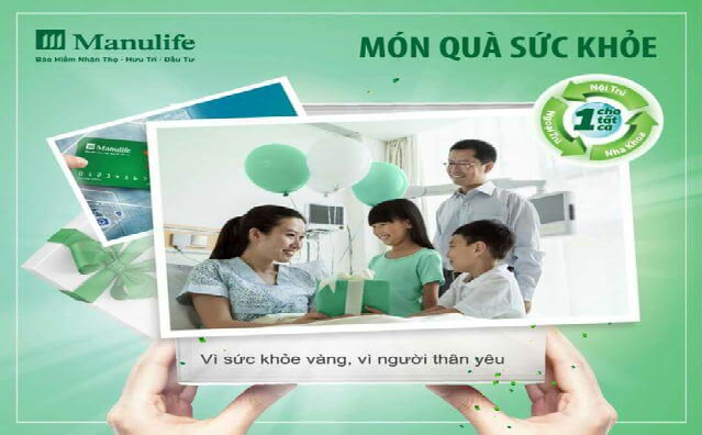 Bảo hiểm sức khỏe Manulife sự lựa chọn hoàn hảo cho bạn và gia đình.