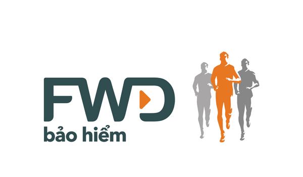 Logo công ty bảo hiểm FWD