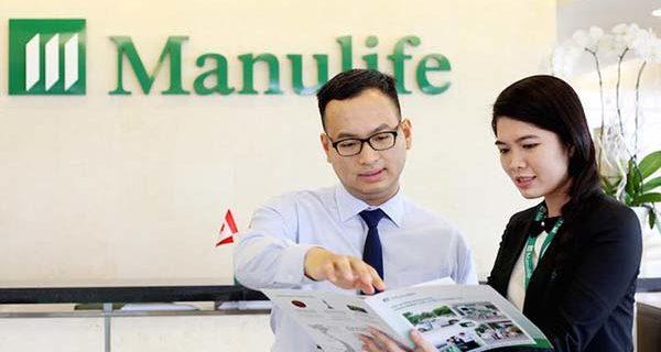 Manulife là công ty bảo hiểm nhân thọ hàng đầu thế giới.