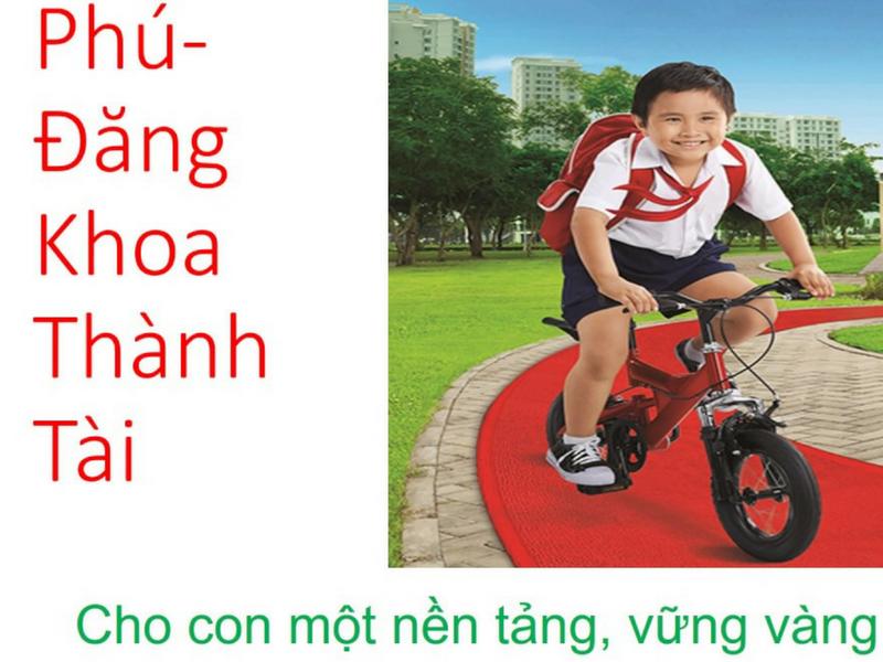 bảo hiểm nhân thọ Phú Đăng Khoa Thành Tài